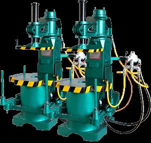 Máquina para fabricar moldes 4