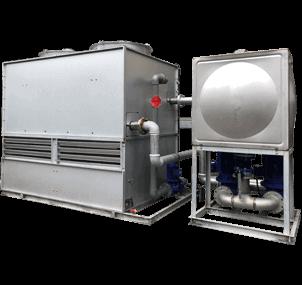 Sistema de refrigeración por agua